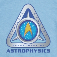 Star Trek Astrophysics Shirts