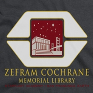Star Trek Cochrane Shirts
