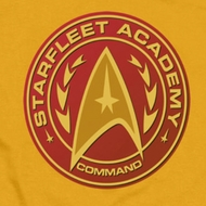 Star Trek Command Shirts