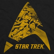 Star Trek Delta Crew Shirts