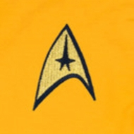 Star Trek Embroidered Polos