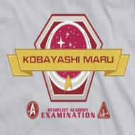 Star Trek Examination Shirts