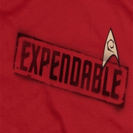 Star Trek Expendable Shirts