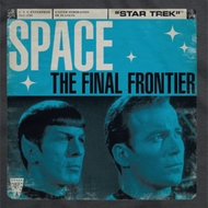Star Trek Final Frontier Cover Shirts