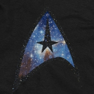 Star Trek Galactic Shield Shirts