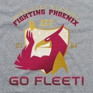 Star Trek Go Fleet Shirts