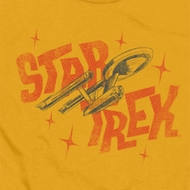 Star Trek Halftone Logo Shirts
