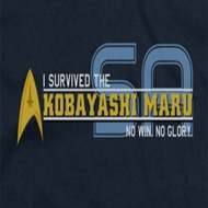 Star Trek I Survived Shirts