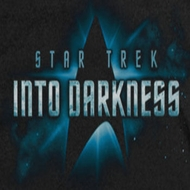 Star Trek Into Darkness Logo Shirts