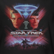 Star Trek - Movies The Final Frontier Shirts
