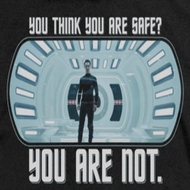 Star Trek Not Safe Shirts