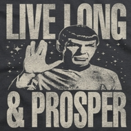 Star Trek Prosper Shirts