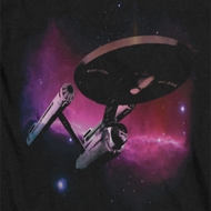 Star Trek Purple Sky Shirts