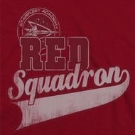 Star Trek Red Squadron Sports Logo Shirts