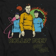 Star Trek Rollin Deep Shirts