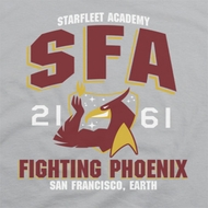 Star Trek SFA Fighting Phoenix Shirts