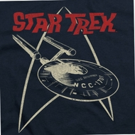 Star Trek Ship Symbol Shirts