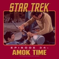 Star Trek Shirts - Amok Time T-Shirts