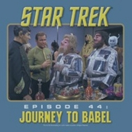 Star Trek Shirts - Journey To Babel T-Shirts