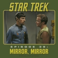 Star Trek Shirts - Mirror Mirror T-Shirts