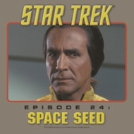Star Trek Shirts - Space Seed T-Shirts