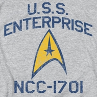 Star Trek - The Original Series Collegiate Arch  Shirts