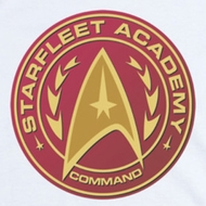 Star Trek Shirts - The Original Series Command Ringer Shirts
