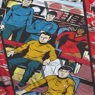 Star Trek - The Original Series Long Panel Sublimation Shirts