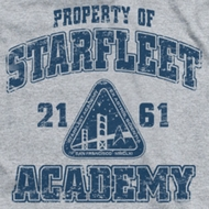 Star Trek Shirts - The Original Series Old School Ringer Shirts