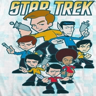 Star Trek - The Original Series Quogs Crew Sublimation Shirts