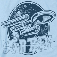 Star Trek - The Original Series Retro Enterprise Shirts