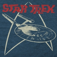 Star Trek Shirts - The Original Series Ship Symbol Shirts