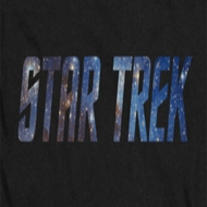 Star Trek Space Logo Shirts