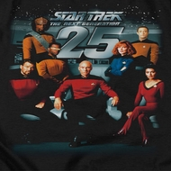 Star Trek - The Next Generation 25th Anniversary Shirts
