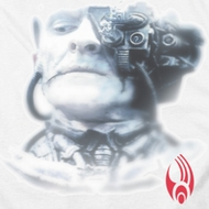 Star Trek - The Next Generation Borg Head Shirts