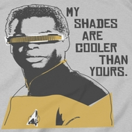 Star Trek - The Next Generation Cooler Shades Shirts