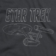 Star Trek Tos Enterprise Shirts