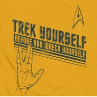 Star Trek Trek Yourself Shirts