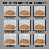 Star Trek Tribble Moods Shirts