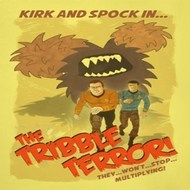 Star Trek Tribble Terror Shirts