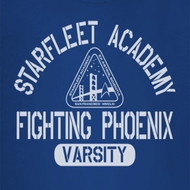 Star Trek Varsity Shirts