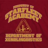 Star Trek Xenolinguistics Shirts