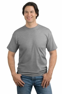 Tall T-shirt - Mens Heather Gray