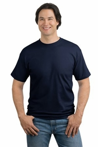 Tall T-shirt - Mens Navy Blue