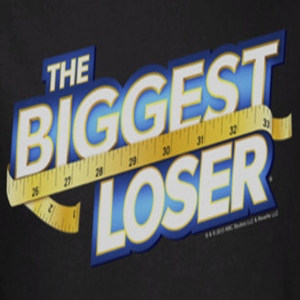 The Biggest Loser New Logo Black Shirts