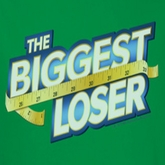 The Biggest Loser New Logo Kelly Green Shirts