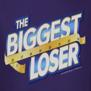 The Biggest Loser New Logo Purple Shirts