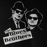 The Blues Brothers Adult Shirts