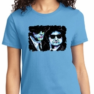 The Blues Brothers Profiles Ladies Shirts