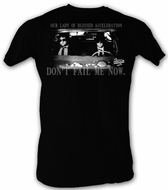 The Blues Brothers T-shirt Movie Dots & Dots Adult Black Tee Shirt